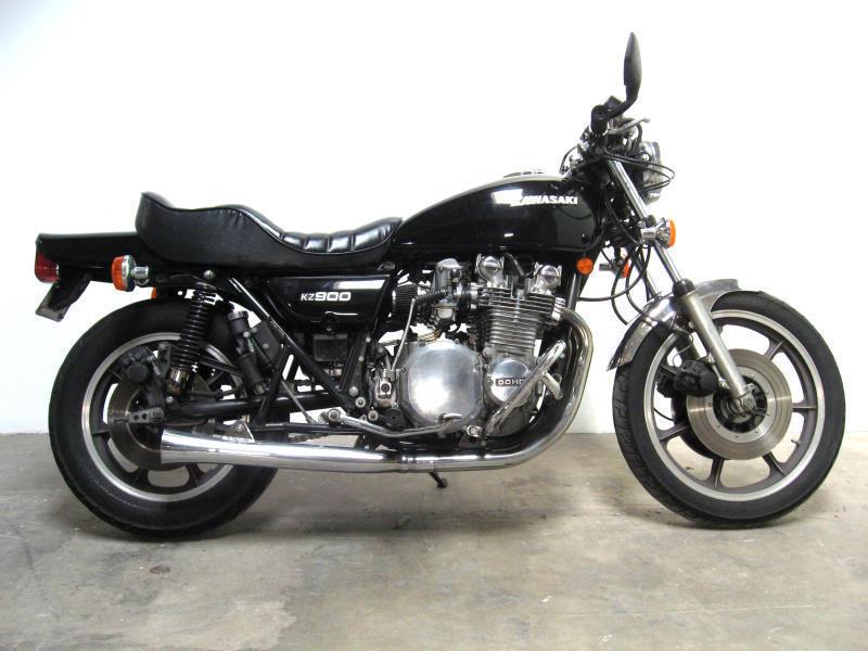バイク比較.comを使ったお客様のKZ900LTD売却実績