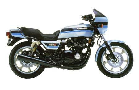 バイク比較.comを使ったお客様のZ1100R売却実績