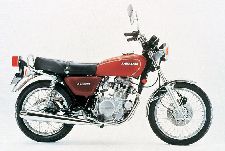 バイク比較.comを使ったお客様のZ200売却実績