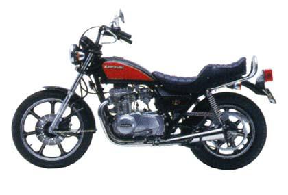 バイク比較.comを使ったお客様のZ400LTD売却実績