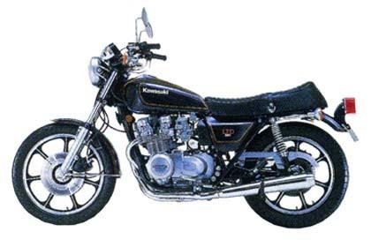バイク比較.comを使ったお客様のZ650LTD売却実績