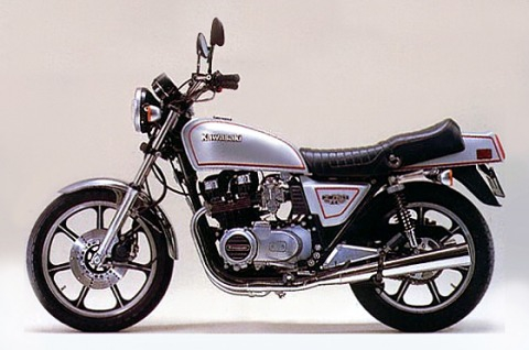 バイク比較.comを使ったお客様のZ750FX2売却実績