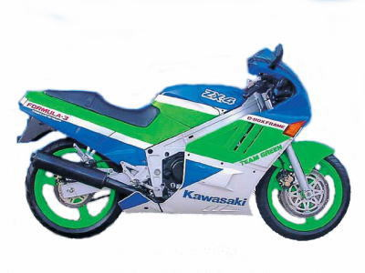 バイク比較.comを使ったお客様のZX-4売却実績
