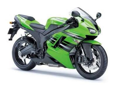 バイク比較.comを使ったお客様のZX-6R売却実績