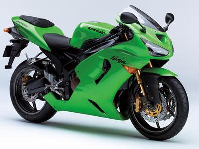 バイク比較.comを使ったお客様のZX-6RR売却実績