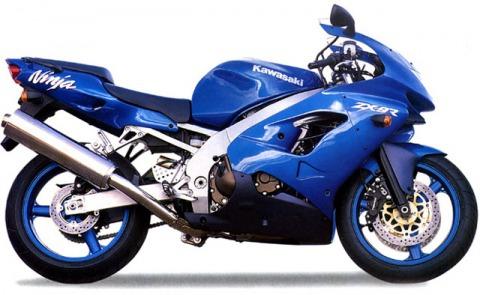 バイク比較.comを使ったお客様のZX-9R売却実績