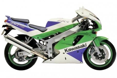 バイク比較.comを使ったお客様のZXR400売却実績