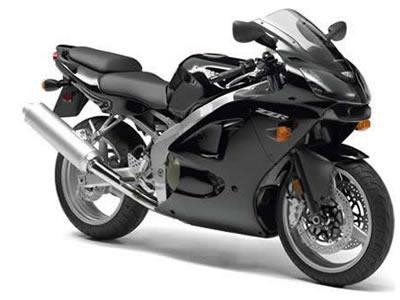 バイク比較.comを使ったお客様のZZR600売却実績